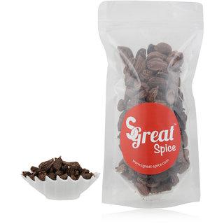 Sgreat Spice Big Black Elachi [cardamom], 400 grams