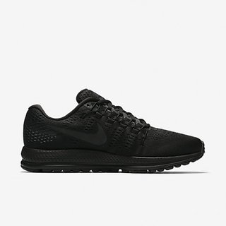 Nike Air Zoom Vomero 12 Black Running Shoes