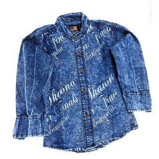 Vinni Kids Denim Shirt