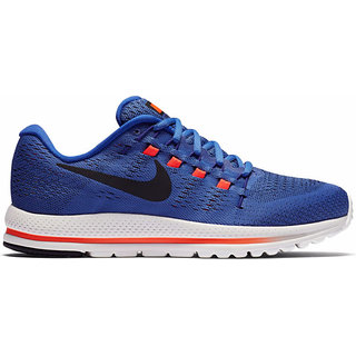 1a48d08a5cd20 Buy Nike Air Zoom Vomero 12 Blue Running Shoes Online   ₹12495 from  ShopClues