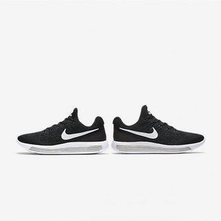 Nike Lunarepic Low Flyknit 2 Black Running Shoes