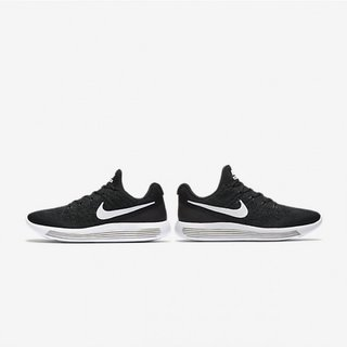 Nike Lunarepic Low Flyknit 2 Black Running Shoes