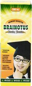 Afflatus Brainotus Ayurvedic Brain Vitalizer Tonic 200ml