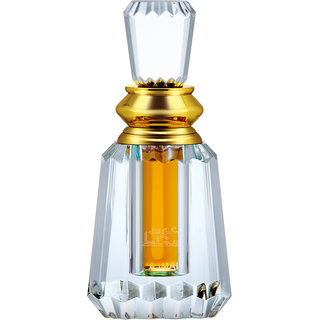 Oudh Mukhallat Concentrated Perfume Free From Alcohol 6ml for Unisex