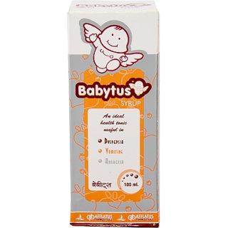 Afflatus Babytus Herbal Baby Health Tonic 100ml