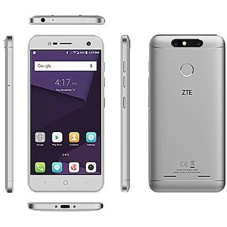 ZTE V8 MINI 3GB RAM 32G ROM DUL CAM FINGER PRINT METAL BODY 4G VOLTE