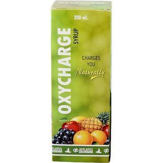 Oxycharge Herbal Tonic 200 ML Antioxidant for General Health Debility