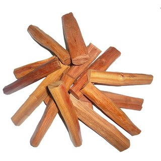 Original Sandalwood (Chandan) Stick Superior Quality 1 Piece 35-40 Grams