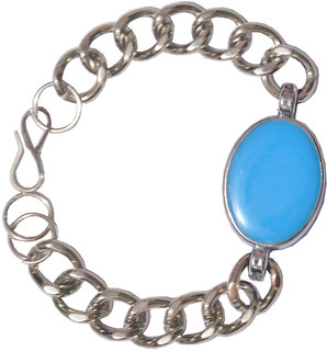 Men Style Blue  Salman Khan Inspired  Bracelet for Men and Boys