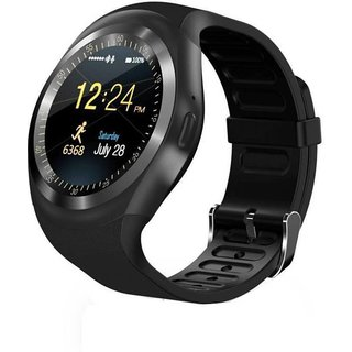 Y1 smart watch Smart phones compatiable smart watch with camera  smart watch with TF card smart watch with sim card support fitness tracker bluetooth smart watchWrist Watch Phone 4G Smart WatchAny color  Compatible with smartphones