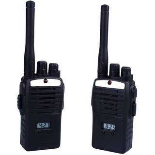 Wireless Portable InterPhone Walkie Talkie with LCD Display