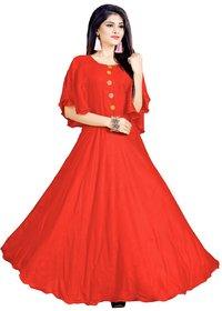 HSFS WOMAN'S COTTON LONG DRESS