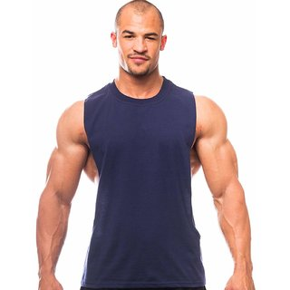 c3a9a30d410740 Buy The Blazze Men s Gym Tank Gym Stringer Gym Tank Stringer Bodybuilding  Tank Tops Gym Vest Muscle Tee for Men Online - Get 50% Off