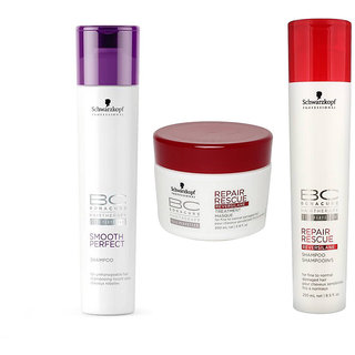 rescue repair smooth perfect Hair Therapy Repair Rescue