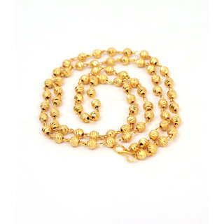 Sumangla Jewellers Gold Plated Designer Chain