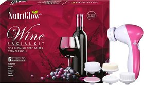 Wine facial kit