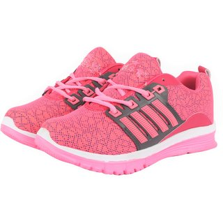 A Star Running Shoes Pink LDS-52
