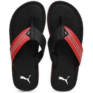 Puma Men Black Outdoor Slippers