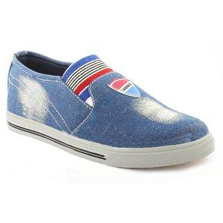 Fm Shoes Men Sneakers shoes for Men  Blue