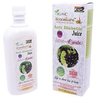 Econature Anti diabetic juice(500ml)