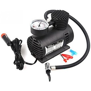 Air Pump Compressor 12V Electric Car Bike Tyre Tire Inflator NS-216 Partner 300 psi Tyre Air Pump for Car Bike ball