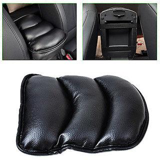Car Armrest Cushion Black For All Cars ( Universal Size )