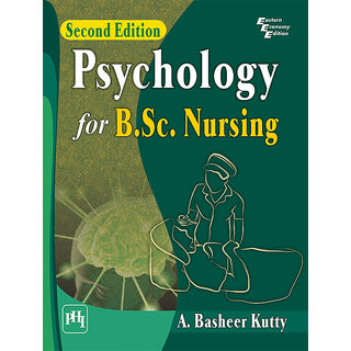 Psychology for B.Sc. Nursing