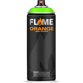 FLAME ORANGE Kiwi Spray Paint 400 ml