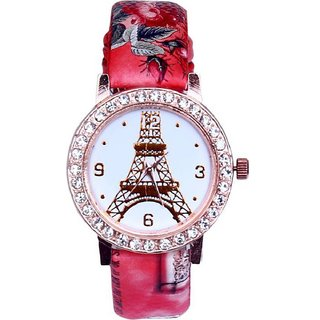 TRUE COLOURS NEW LOOKING ANALOG WATCH FOR WOMEN  GIRL WITH 6 MONTH WARRNTY