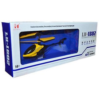 High Quality Imported Flying RC LH-1602 Remote Control Rechargeable Helicopter
