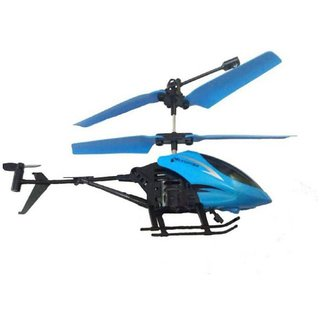 High Quality Imported Flying RC LH-1602 Remote Control Rechargeable Helicopter (Blue)