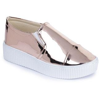 Naisha Women Casual Beige Shoes