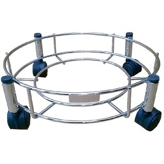 Speack Stainlesssteel Gas Cylinder Trolly