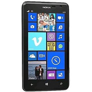 Nokia Lumia 625 Mobile Phone With (1 Year Warranty By Warranty Bazaar)