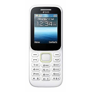 PEAR P310 dual sim, 1.8 inch, 1100mah big battery, mobile phone in WHITE COLOR
