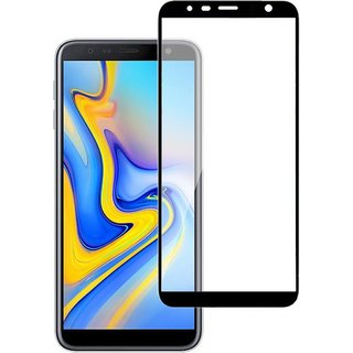 BIG B Tempered Glass  Flexible Screen Guard For Samsung  J6 Plus