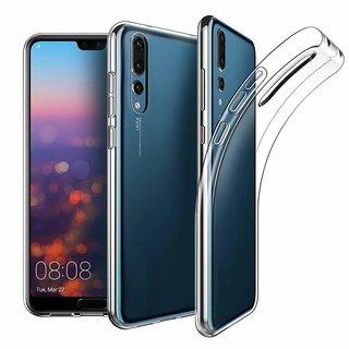 Transparent Flexible Slim Mobile Back Cover For Samsung A7