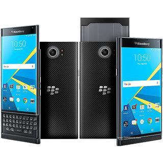 BlackBerry Priv (Black, 32 GB) Refurbished Phone