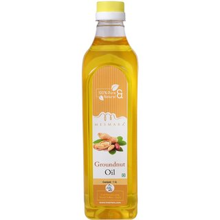 Mesmara Groundnut Oil Cold pressed 1 litre