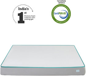 NX Gen Memory Foam Mattress with Cooling Gel Queen size 60x75x6