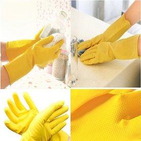High Quality Latex Kitchen  Garden Hand Gloves