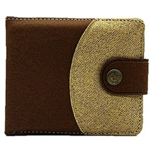 Men PU Lather Wallet (Synthetic leather/Rexine)