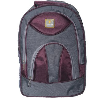 TREKKERS NEED SCHOOL BAG (PURPLE)