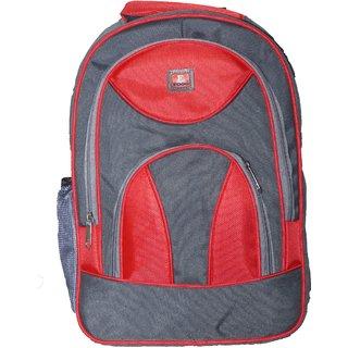 TREKKERS NEED SCHOOL BAG (RED)