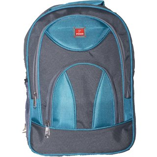 TREKKERS NEED SCHOOL BAG (GREEN)