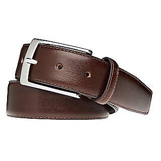55820e7b2b5 Buy Men Maroon Genuine Leather Belt Online - Get 50% Off