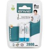 Envie 2 x AA 2800 mAh Ni Mh Battery