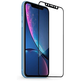 For Apple iPhone XS MAX 2.5D Full Screen Tempered Glass Screen Protector Edge to Edge Glass