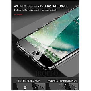 Apple iPhone 6 PLUS Tempered Glass Screen Protector Full Glue Edge to Edge Full Body Coverage