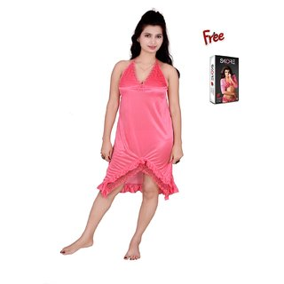 Kismat Fashion Hot  Sexy Babydoll Nighty